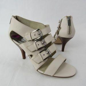 MICHAEL Michael Kors Gladiator Leather Heels